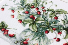 Strawberry Bouquet / Epercsokor