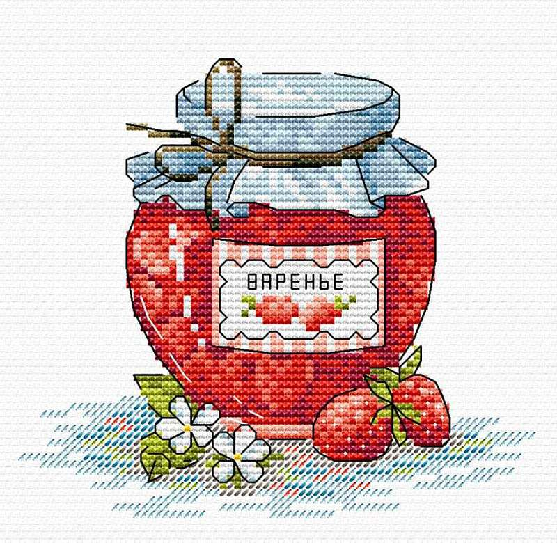 Strawberry jam / Eperlekvár